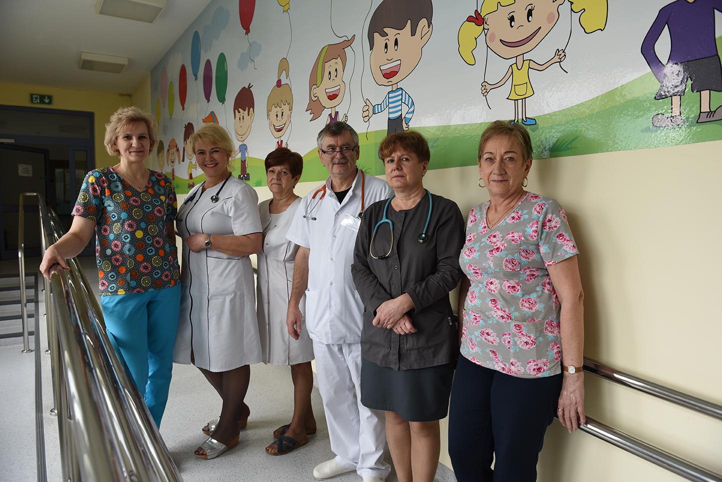 Zespół Oddziału Dziecięcego Specjalistycznego Szpitala Artmedik Sp. z o. o.